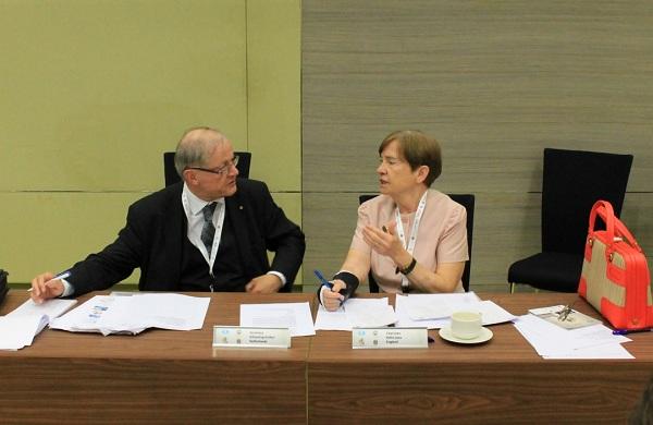 Komisyon Başkanlığı