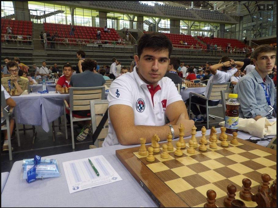 Dünya satrancında üç kez Avrupa Yaş Grubu şampiyonu olan tek sporcu - IM Cemil Can Ali Marandi