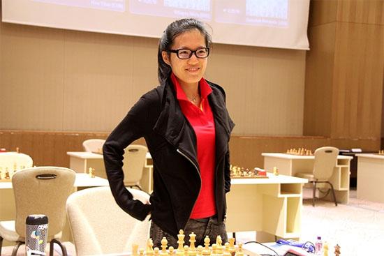GM Yifan Hou