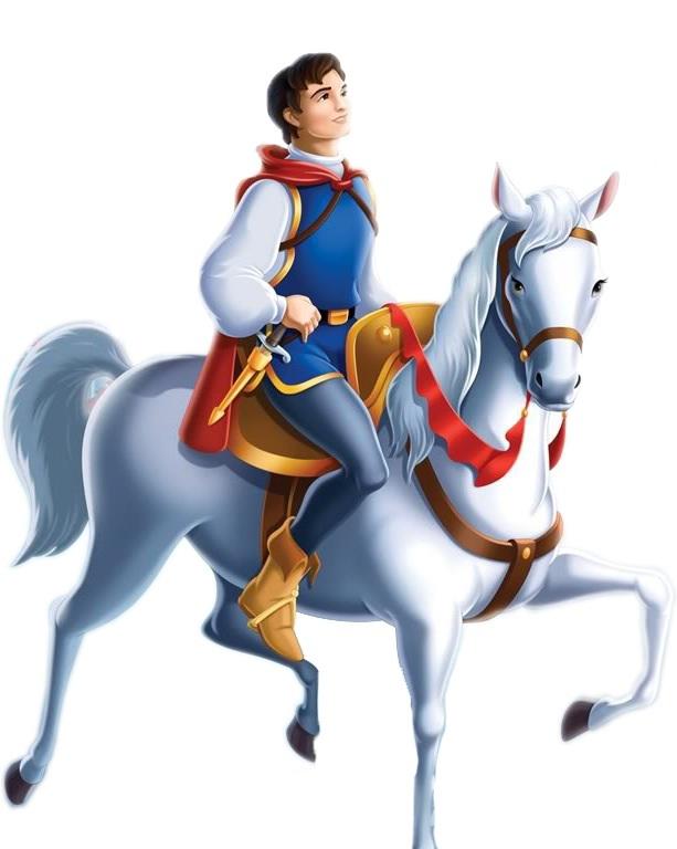 Prince_Snow_White_Horse_Pose