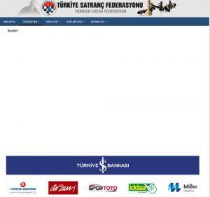 TSF'nin bomboş ihale sayfası... Dostlar alışverişte görsün